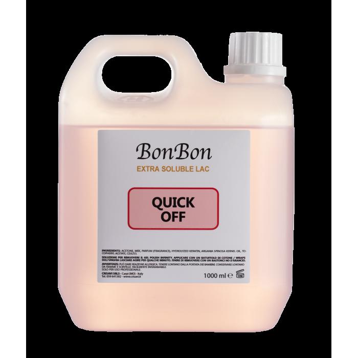 BonBon Qiuck Off è una Nuova Formulazione per Rimuovere lo Smalto